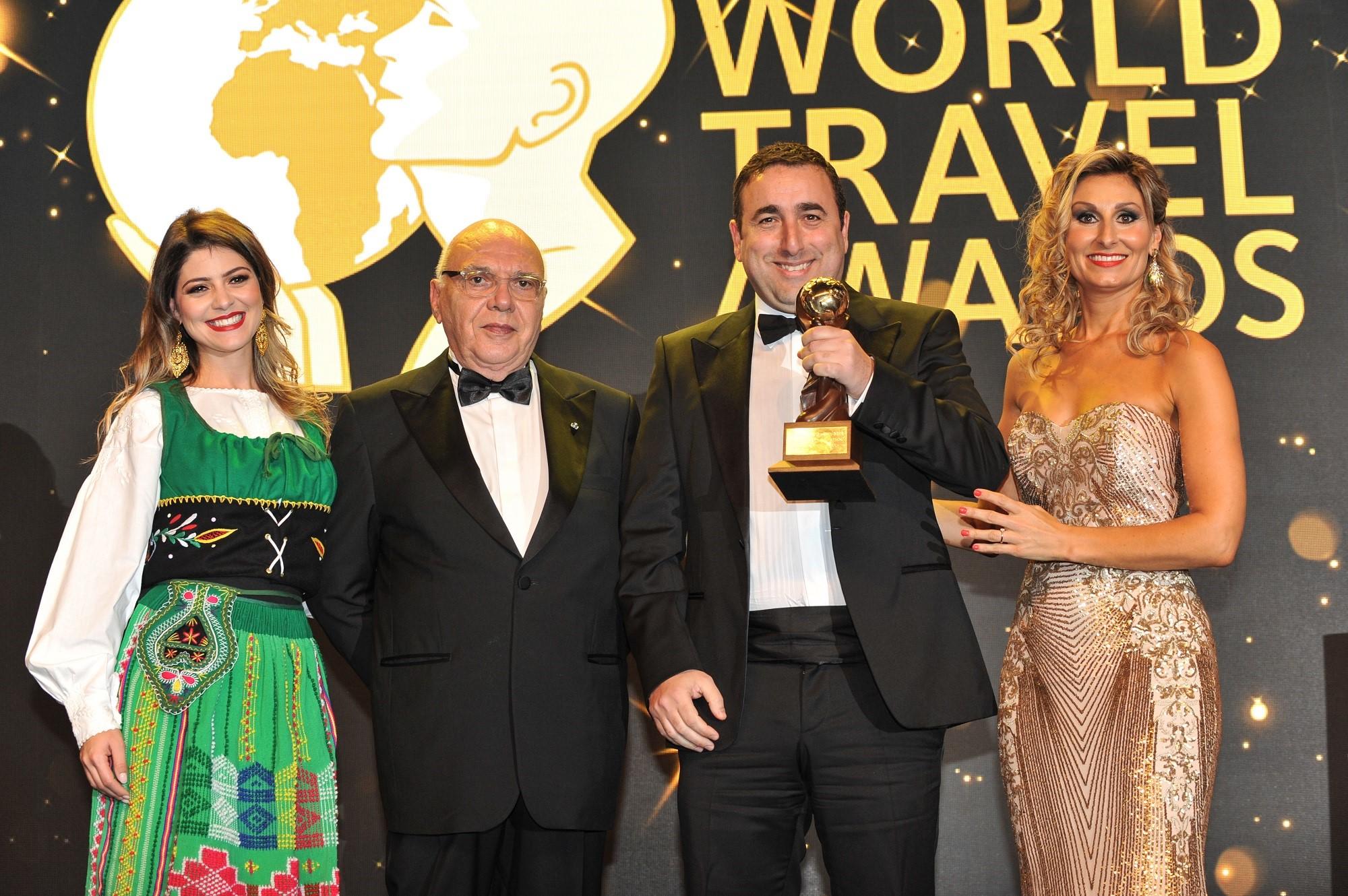 Corinthia Hotel Lisbon Awarded World's Leading City Hotel at the World Travel Awards 2018