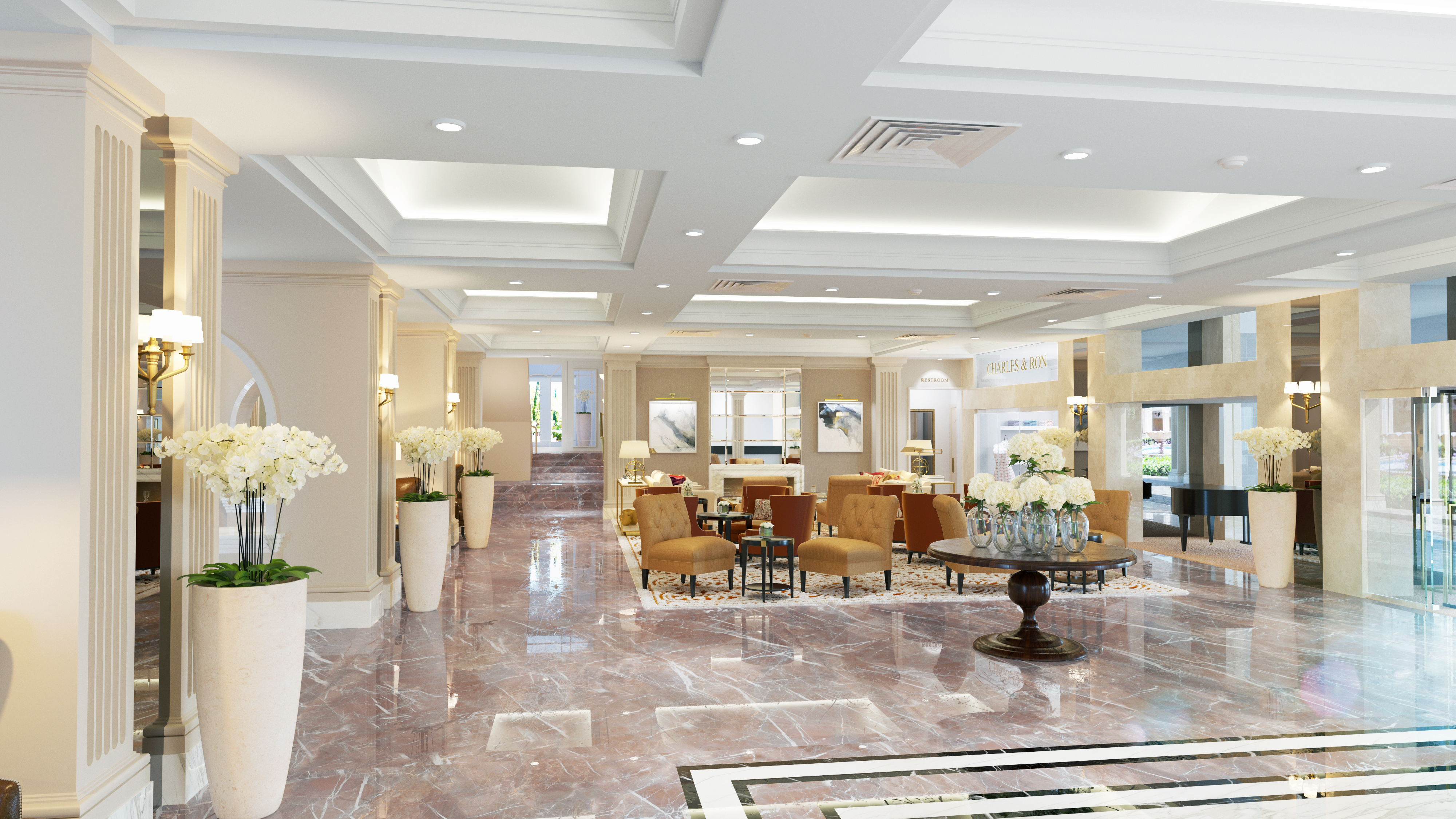 Corinthia Palace Hotel & Spa unveils new look