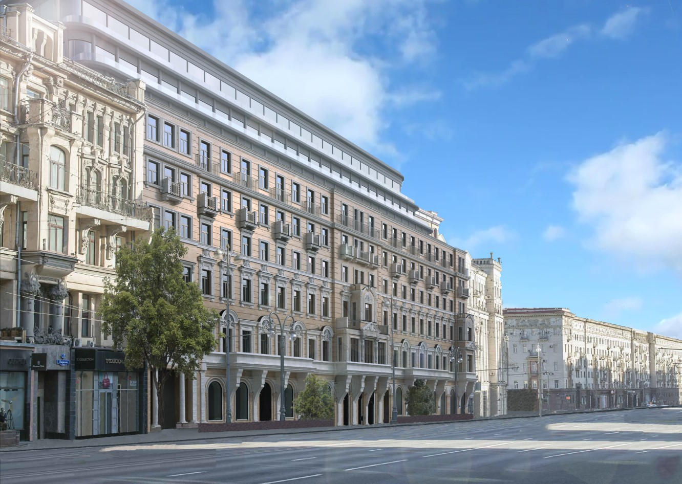 Corinthia Hotels announces new luxury hotel in Moscow