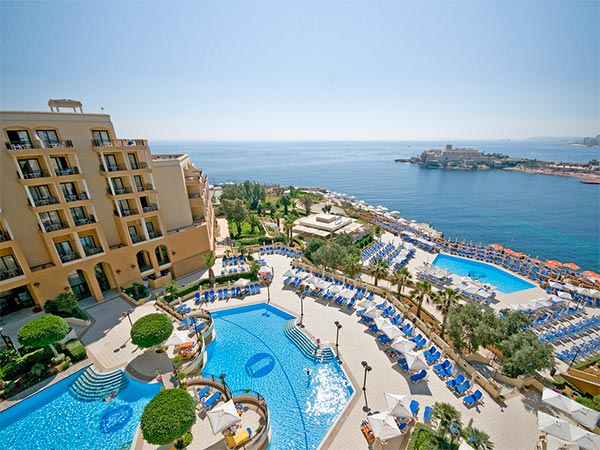 Corinthia St George's Bay, Malta photo