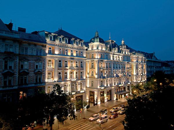 Corinthia Budapest photo
