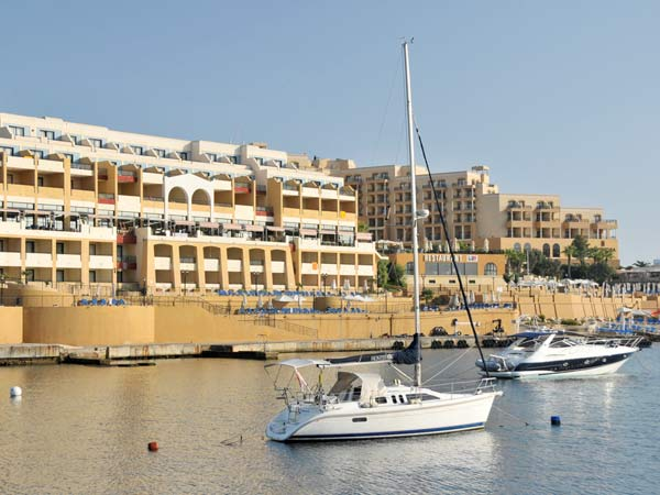 Marina Hotel Corinthia Beach Resort, Malta photo
