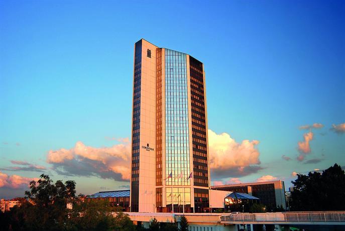 Corinthia Group - International Hotel Investments -  Corinthia Prague banner