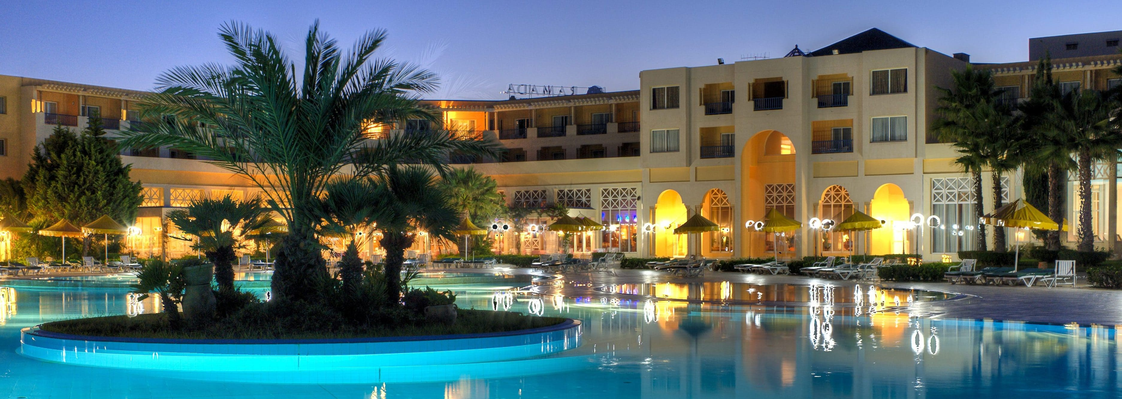 Corinthia Group - International Hotel Investments -  Ramada Plaza Tunis banner