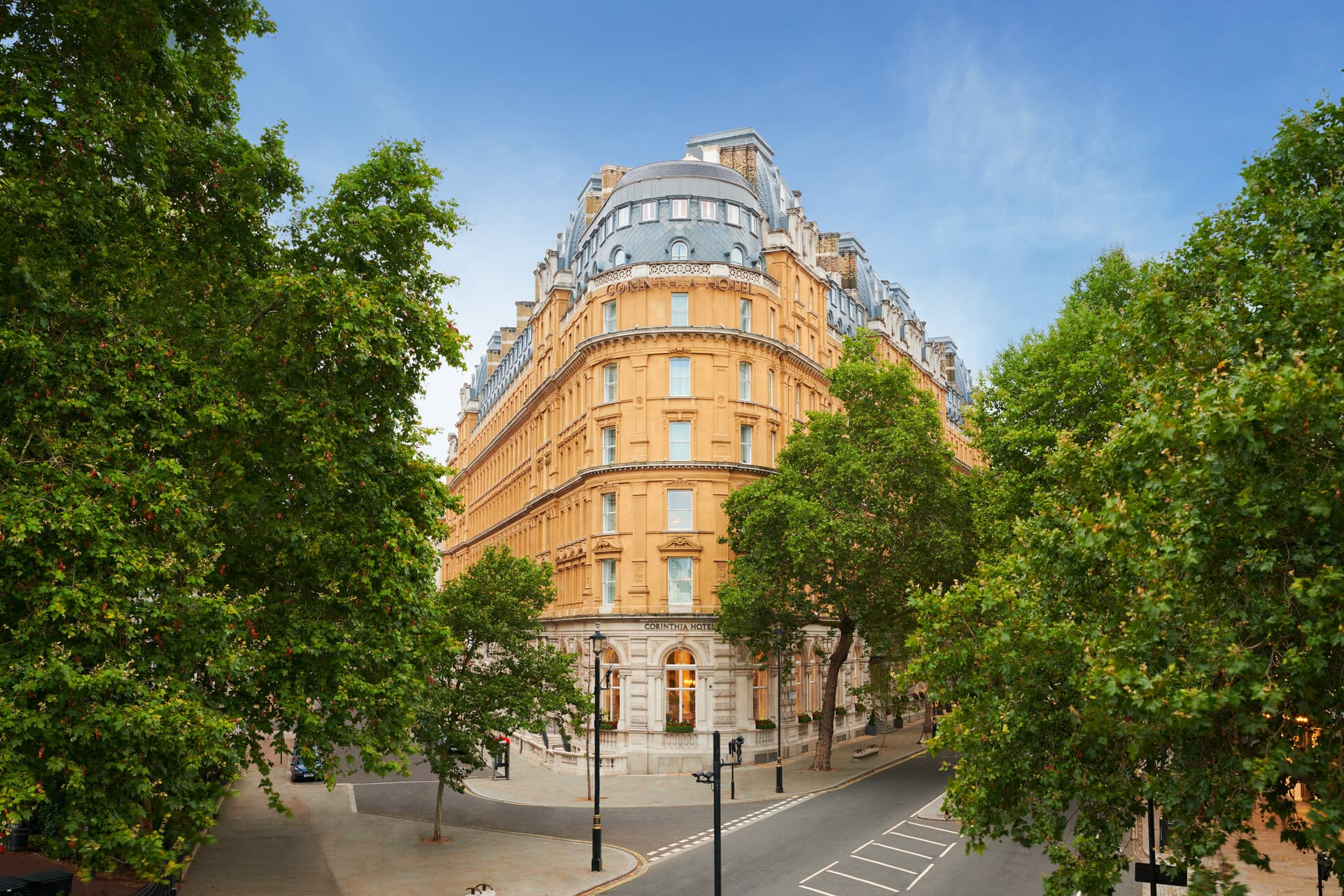 Corinthia Group - International Hotel Investments -  Corinthia London banner