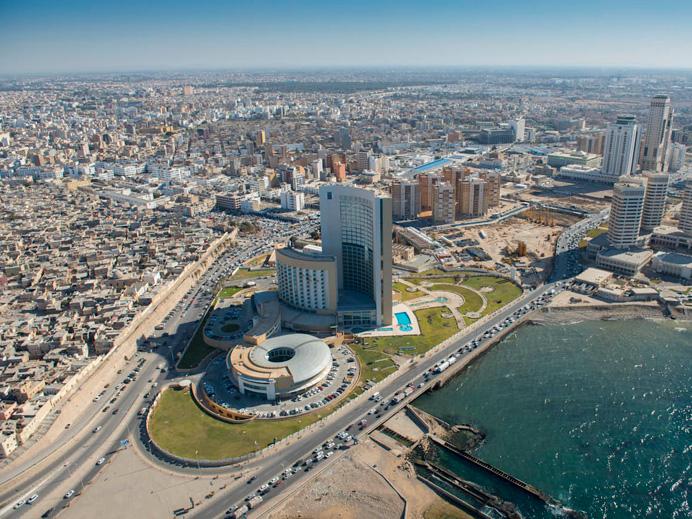 Tripoli Office Block photo
