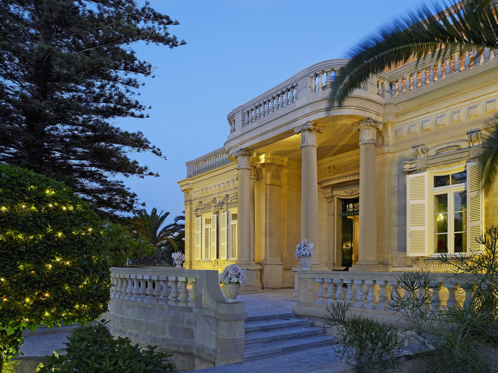 Corinthia Group - International Hotel Investments -  Corinthia Palace Hotel & Spa banner