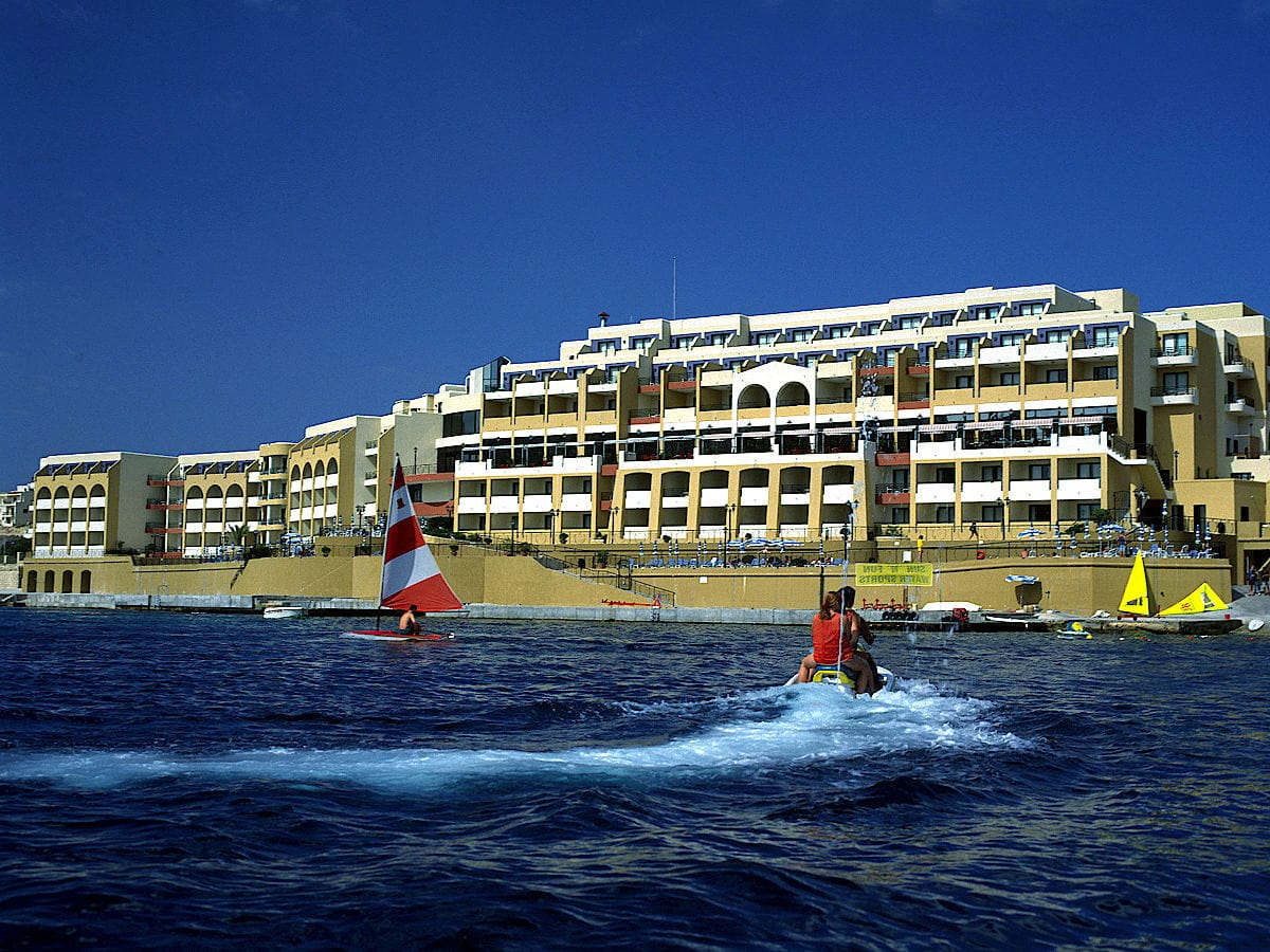 Corinthia Group - International Hotel Investments -  Marina Hotel Corinthia Beach Resort, Malta banner