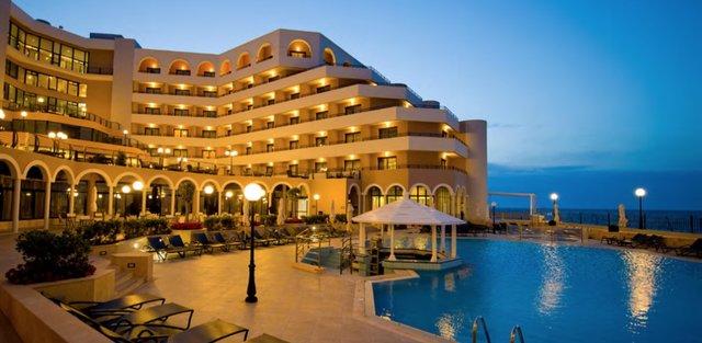 Corinthia Group - International Hotel Investments -  Radisson Blu Resort, Malta St Julians banner