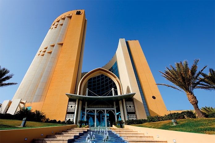 Corinthia Group - International Hotel Investments -  Corinthia Tripoli banner