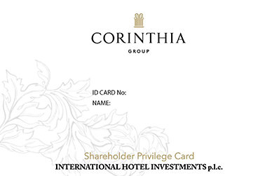 Investors | Corinthia Group - Owners, Developers & Operators
