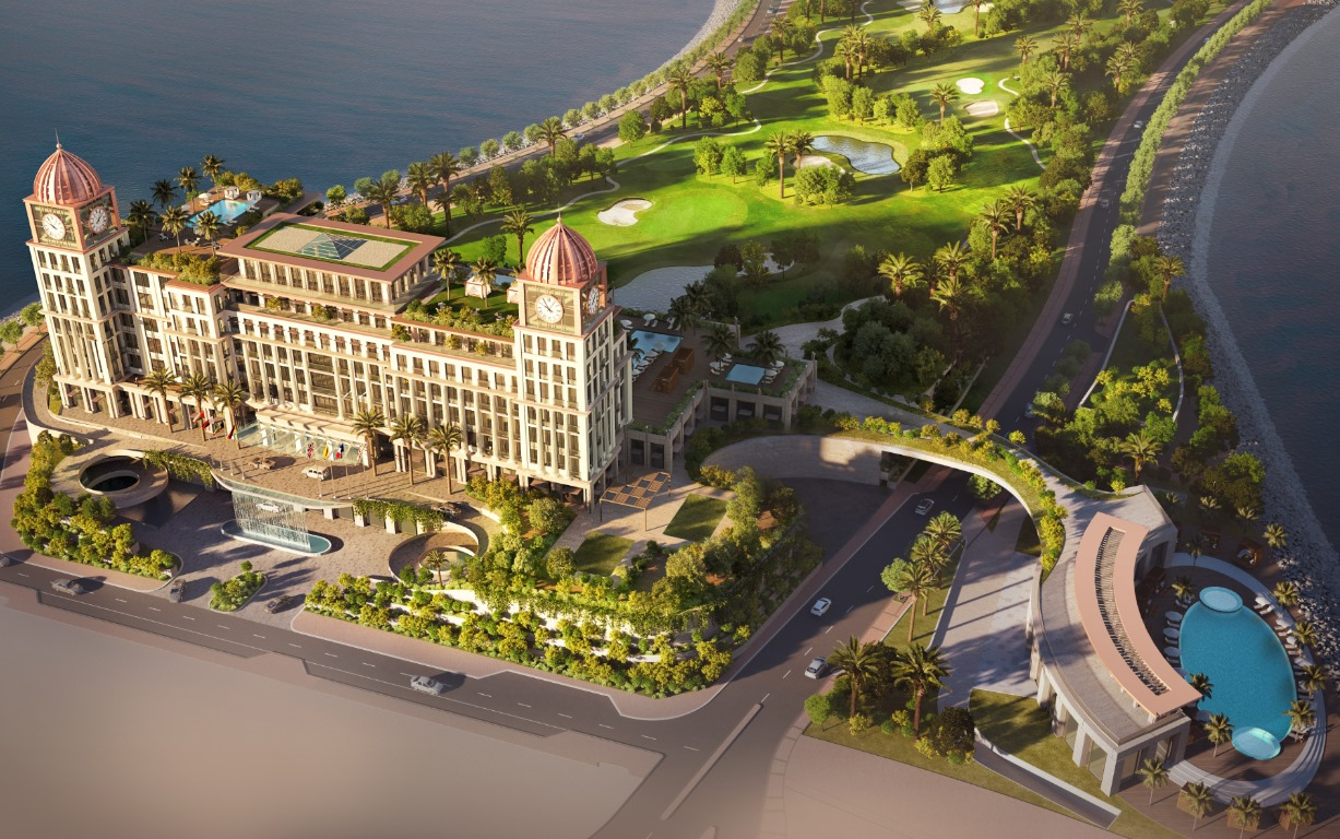 Corinthia Group - International Hotel Investments -  Corinthia Doha banner